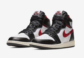 """这会是双狠鞋吗?酷似禁止转卖的 AJ 1 """"Gym Red"""" 你?#19981;?#21527;"""