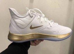 """又一款 NASA 主题!Nike PG 3 NASA""""阿波罗任务"""" 首次曝光"""