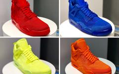 Jordan 正代再添编织版本,Air Jordan 4 Flyknit 6月发售!