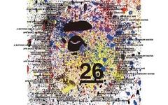 慶祝 26 周年!A BATHING APE? 釋出紀念款帽衫和 T 恤