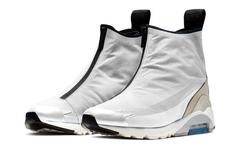 """機能風十足!全新 AMBUSH? x Nike Air Max 180 Hi """"Light Bone"""" 即將上架"""