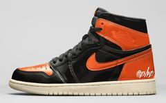 会是漆皮鞋面? Air Jordan 1 扣碎篮板 3.0 是你的必入鞋款吗