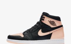 突袭发售!Air Jordan 1 黑粉脚趾今早上架,你抢到了吗