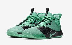 """这款钓鱼主题有点可爱!全新 Nike PG 3 GS""""Menta Green"""" 即将发售"""