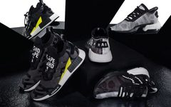 不要错过了,A BATHING APE® x NEIGHBORHOOD x adidas 三方联名即将登场