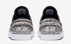 今年登场!Wacko Maria x Nike SB Zoom Stefan Janoski 联名鞋款曝光