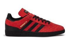 推出全新鞋型,adidas Busenitz 现已发售