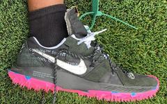 """与 """"THE TEN"""" 如出一辙!Virgil Abloh 展示全新 Off-White™ x Nike 联名设计"""