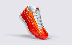 杂交设计还有果冻鞋面,全新 Air Max 720/95 鞋型曝光