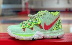 青葱少年专属,Nike Kyrie 5 EYBL配色实物图曝光