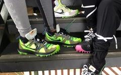 更多配色曝光!Off-White™ x Nike 全新联名鞋款备受瞩目