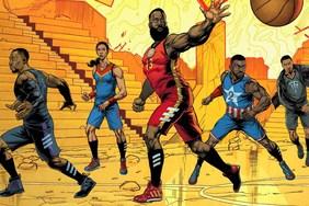 "官图释出!漫威 x adidas Basketball ""Heroes Among Us"" 联名系列你会入手吗?"