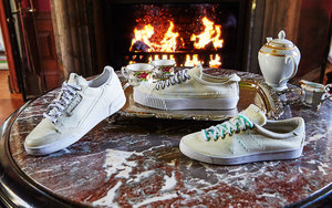 磨损做旧处理有点好看!Donald Glover x adidas Originals 联名系列即将登场