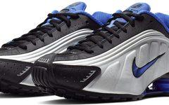 科幻气息十足!Nike Shox R4 即将正式亮相