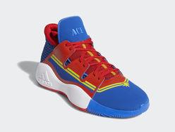 惊奇队长配色, adidas Pro Vision 漫威联名即将发售