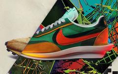 又一款重磅联名,Sacai x Nike 确定5月发售