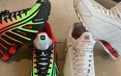 内马尔联名, Nike Shox R4 又迎来全新配色