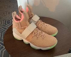 """致敬 Air Yeezy 1 !全新 Nike LeBron 15 x Air Yeezy 1""""Net"""" 曝光"""