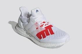 错版鞋既视感,UNDEFEATED x adidas UltraBOOST 官图释出