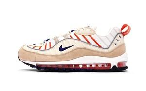 少见的绝佳色系!Nike Air Max 98 全新配色登场
