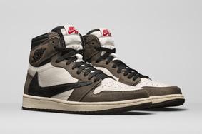 官宣!Air Jordan 1 x Travis Scott 确定发售日期