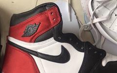 可惜可惜,Air Jordan 1  丝绸黑脚趾仅售女码