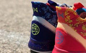 """青年精英篮球联赛主题!Nike PG 3 """"EYBL"""" 首次曝光!"""