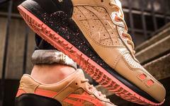 趣味老虎蛇印花图案!ASICS Tiger 携手 Sneaker Freaker 推出联名鞋款