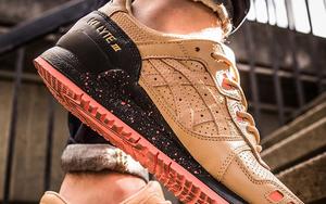 趣味老虎蛇印花?#21450;福SICS Tiger 携手 Sneaker Freaker 推出联名鞋款
