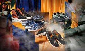 哪个是你喜欢的学院?VANS 与《哈利波特》联名系列鞋款揭晓