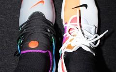 醒目的对撞拼接设计!BEAMS x Nike 全新联名鞋款曝光