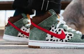 视频开箱丨Nike Dunk SB Dog Walker
