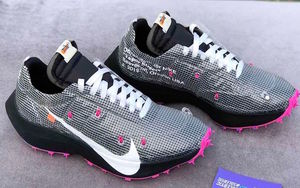 超前卫设计!Off-White x Nike Vapor Street 细节曝光
