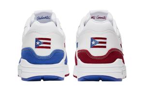 """鸳鸯设计+亮眼旗帜!全新的 Air Max 1 """"Puerto Rico"""" 有点东西"""