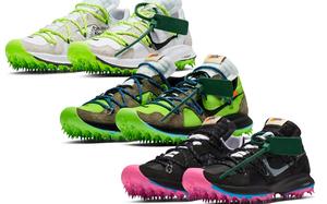 发售日期释出!Off-White x Nike Zoom Terra Kiger 5 即将登场