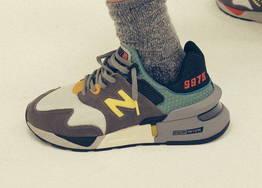 兼具时尚与运动性能!Bodega x New Balance 联名 997S 出新配色了