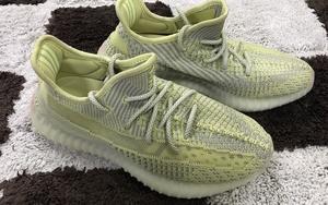 """又一款取消后跟鞋提的配色!adidas Yeezy Boost 350 V2""""Antlia"""" 最新实物图曝光"""