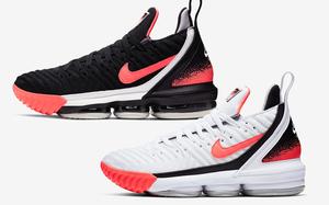 """有点好看的热熔岩配色!全新的 Nike LeBron 16""""Hot Lava"""" 即将登场"""