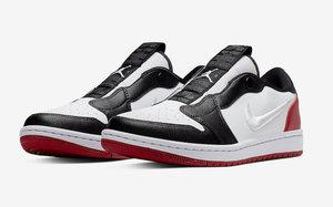 这次还能炒起来吗?Air Jordan 1 Low Slip 全新黑脚趾配色即将登场