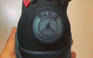 又是一双狠货!Air Jordan 6 巴黎圣日耳曼配色曝光