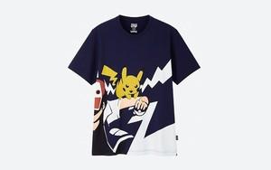 """这是什么可爱设计!UNIQLO 即将发售 """"Pokémon"""" 主题 T 恤系列"""