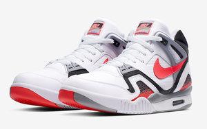 """这视觉效果有点惊艳!Nike Air Tech Challenge 2""""Hot Lava"""" 即将发售"""