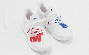 美国独立日主题!UNDEFEATED x adidas 全新联名 UltraBOOST 即将登场