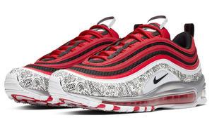 涂鸦印花有点意思,Jayson Tatum x Nike Air Max 97 即将登场