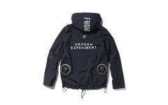 """自带 """"风扇"""" 的运动夹克?fragment design x uniform experiment 联名系列完整揭晓"""