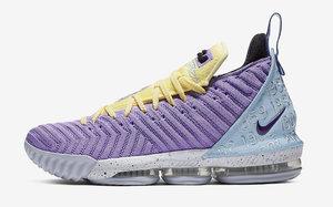 """颜值清新,意义不凡!全新 Nike LeBron 16""""Heritage"""" 你喜欢吗?"""