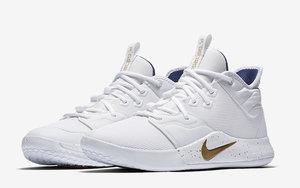 """适合夏天上脚的清爽配色!全新的 Nike PG 3 """"USA"""" 即将正式登场"""
