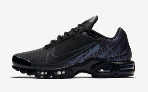 "Just Do It 口号印花有点酷!这款 Nike Air Max Plus ""Just Do It"" ?#28784;?#38169;过了"