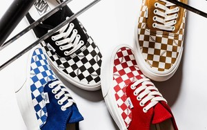 "?#32435;?#26827;盘格你选哪个?Vans Vault 推出""Checkerboard Pack"" OG Authentic LX"