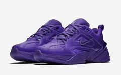 抢眼的纯紫配色!全新的 Nike M2K Tekno Gel 即将发售